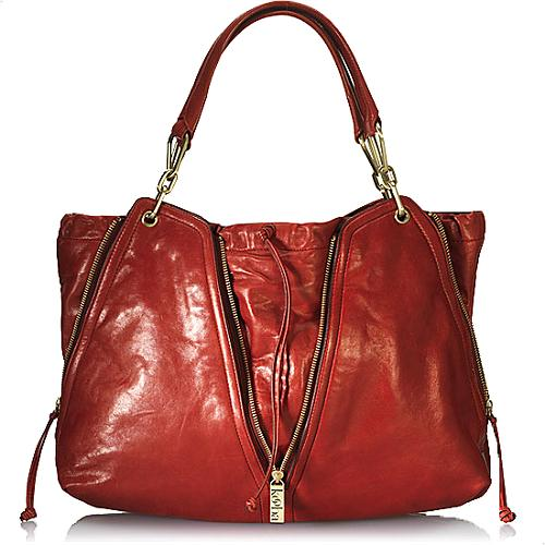 Kooba Jagger Leather Tote