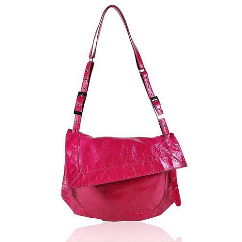 Kooba Jenny Convertible Crossbody Shoulder Handbag