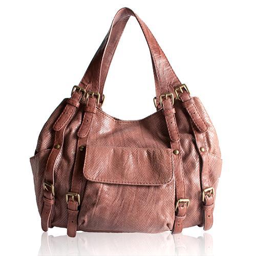 Kooba Leather Paige Shoulder Handbag