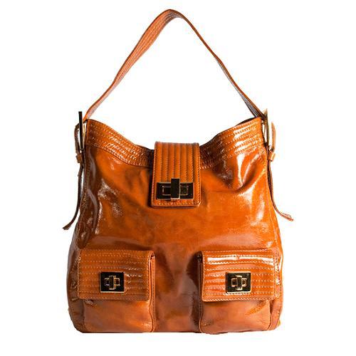 Kooba Parker Shoulder Handbag