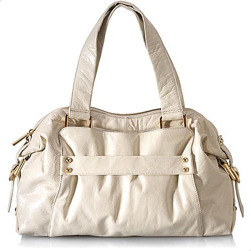 Kooba Samatha Leather Satchel Handbag