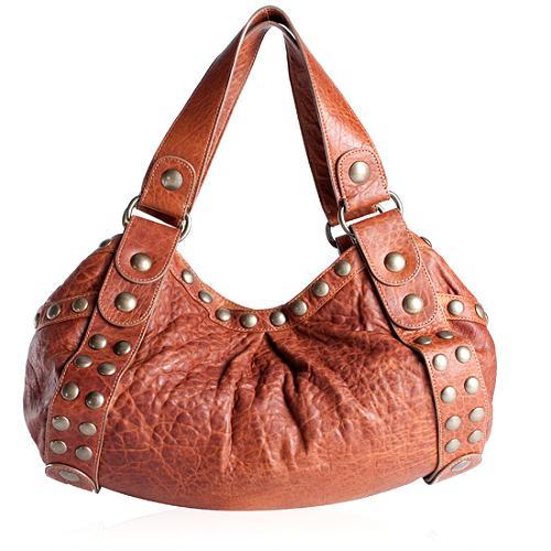 Kooba Studded Hobo Handbag - FINAL SALE
