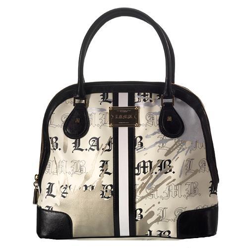 L A M B Alchemy Cambridge Satchel Handbag