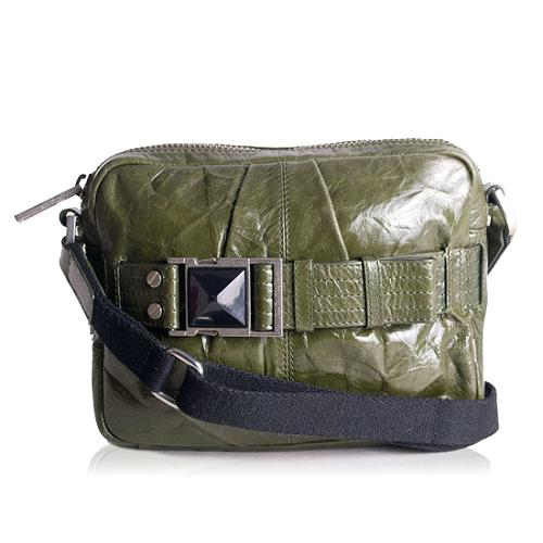L.A.M.B. Campbell Dunbar Shoulder Handbag