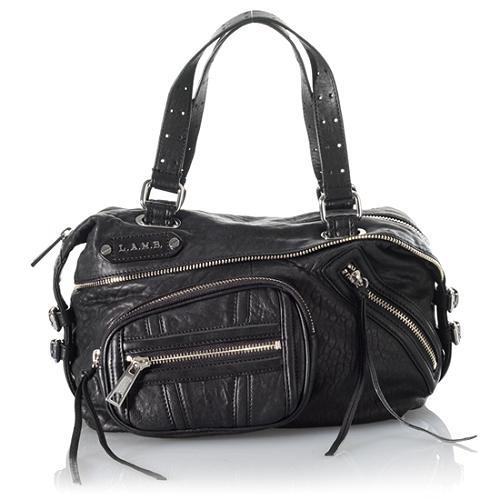 L.A.M.B. Corsaire Vane Satchel Handbag