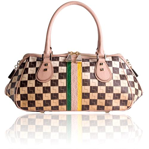 L.A.M.B. Esquivel Satchel Handbag