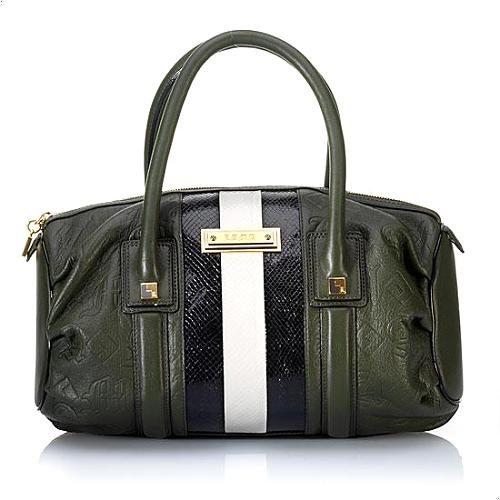 L.A.M.B. Haswell Leather Handbag