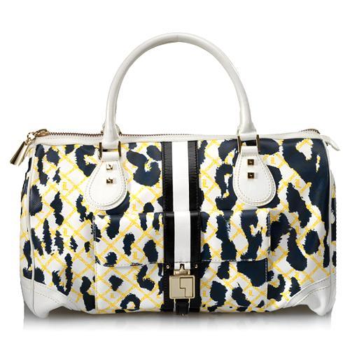 L.A.M.B. Mandeville Satchel Handbag