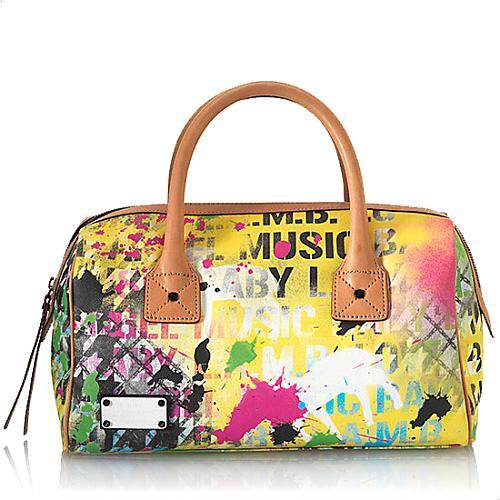 L.A.M.B. Melbourne Satchel Handbag