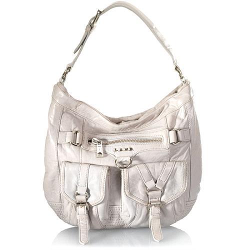 L.A.M.B. NIWA Small Hobo Handbag