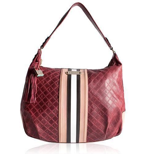 L.A.M.B. Offbeat Hobo Handbag - FINAL SALE