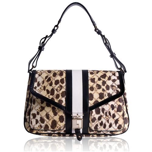 L.A.M.B. Rowington Shoulder Handbag