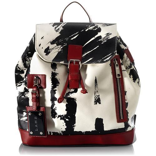 L.A.M.B. Signature Clandon Backpack