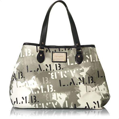 L.A.M.B. Signature Willamsfield Handbag