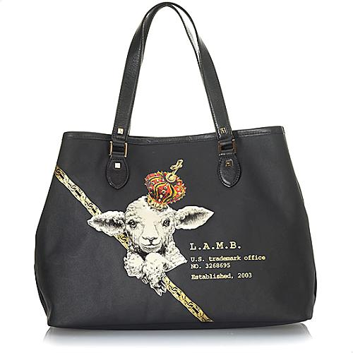 L.A.M.B. Signature Williamsfield Handbag