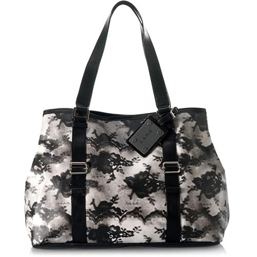 L.A.M.B. Signature Williamsfield Tote