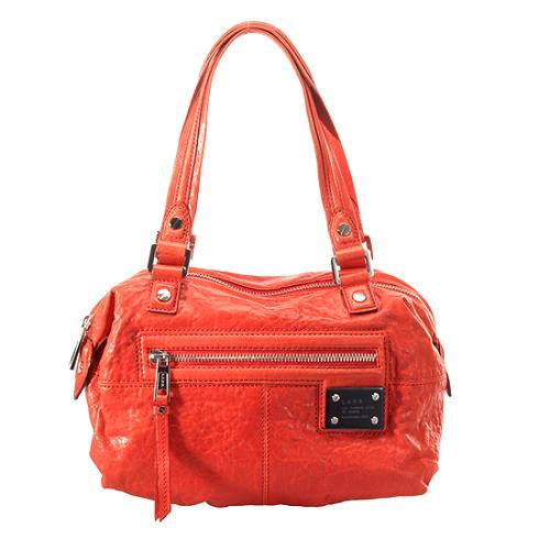 L.A.M.B. Trademark Bettie Satchel Handbag