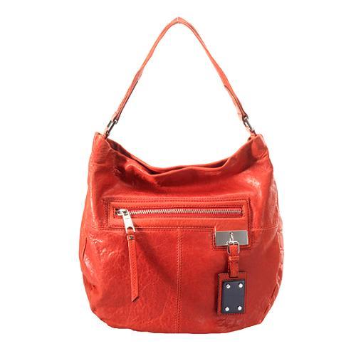 L.A.M.B. Trademark Josephine Small Hobo Handbag