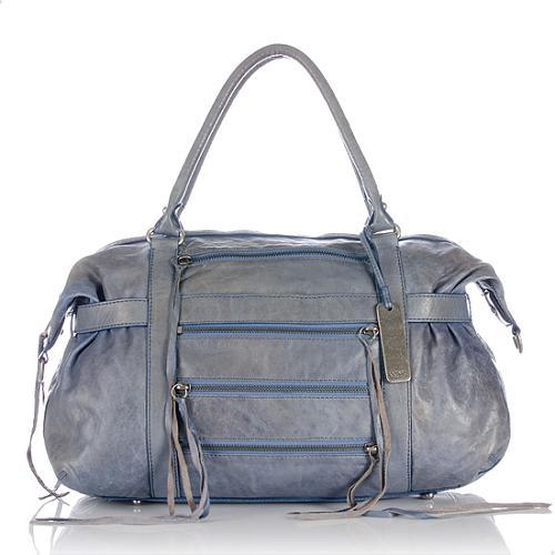 L.A.M.B. Worthington Satchel Handbag