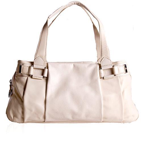 Lambertson Truex Leather Satchel Handbag