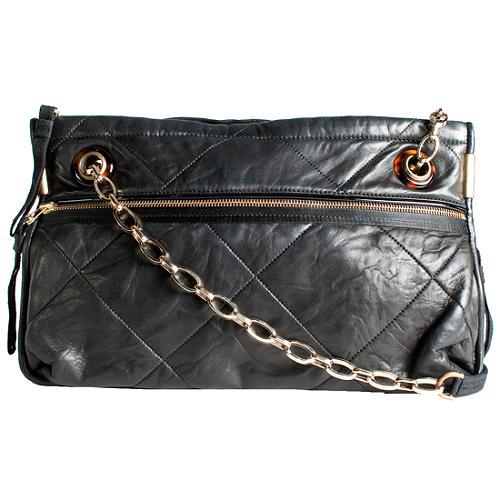 Lanvin Amalia Shoulder Handbag