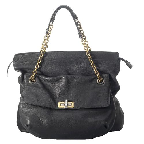 Lanvin Partage Sac Shoulder Handbag