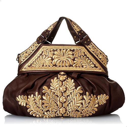 Lockheart Kaycee Satchel Handbag