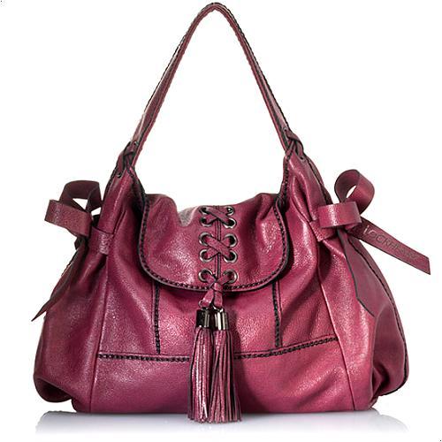 Lockheart Megan Leather Handbag