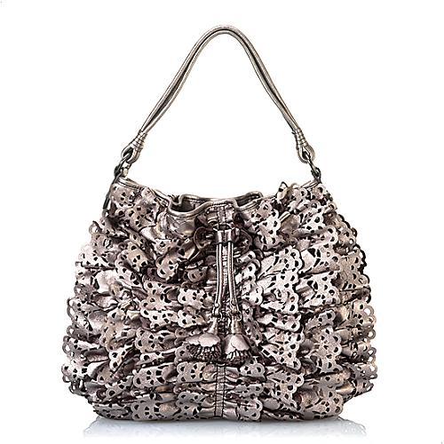 Lockheart Melinda Drawstring Handbag