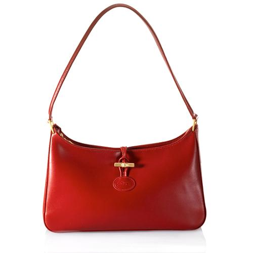 Longchamp Roseau Shoulder Handbag