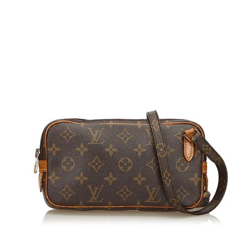 Louis Vuitton Vintage Monogram Canvas Marly Bandouliere Shoulder Bag