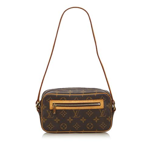 Louis Vuitton Monogram Canvas Pochette Cite Shoulder Bag