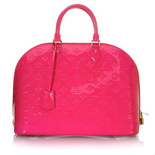Louis Vuitton Alma MM Handbag