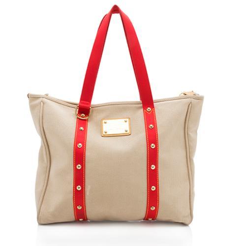 Louis Vuitton Antigua Cabas GM Tote