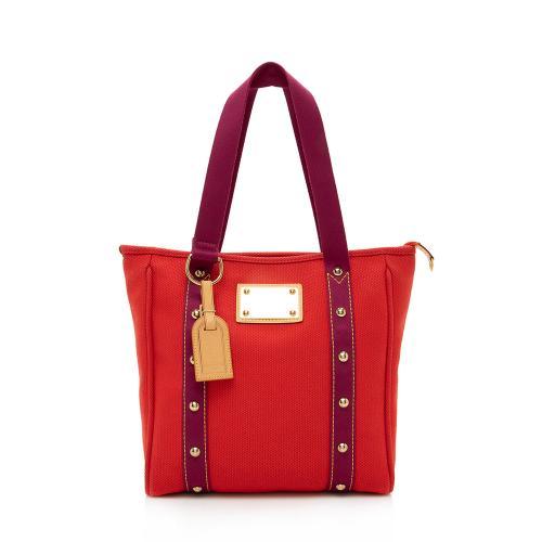 Louis Vuitton Antigua Cabas MM Tote