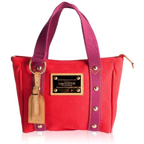Louis Vuitton Antigua Cabas PM Tote