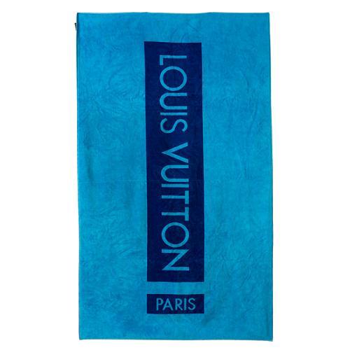 Louis Vuitton Beach Towel