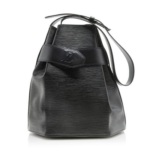 Louis Vuitton Vintage Epi Leather Sac D'Epaule PM Shoulder Bag