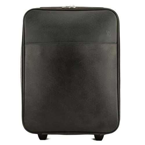 Louis Vuitton Taiga Leather Pegase 50 Rolling Luggage