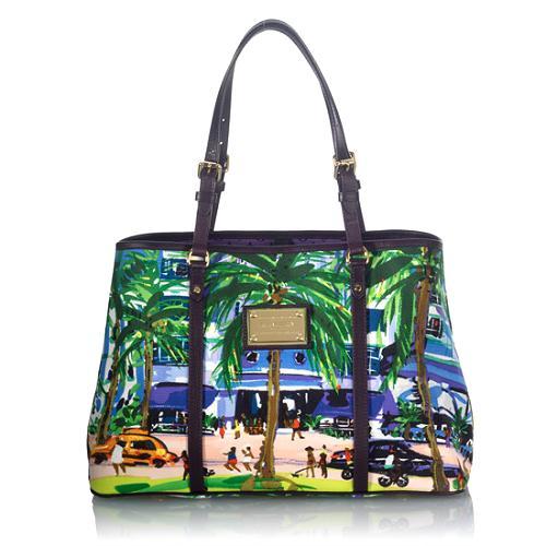 Louis Vuitton Cabas PM Promenade Limited Edition Tote
