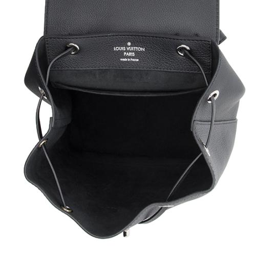 7d202f684b49 Louis Vuitton Calf Leather Lockme Backpack