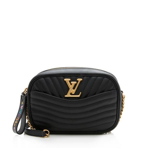 Louis Vuitton Calfskin New Wave Camera Bag