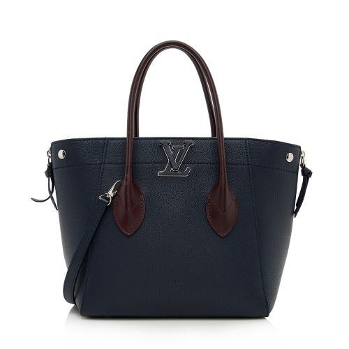 Louis Vuitton Calfskin Freedom Tote