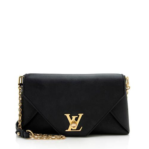 Louis Vuitton Calfskin Love Note Shoulder Bag