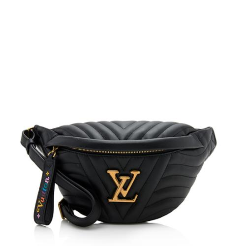 Louis Vuitton Calfskin New Wave Bumbag