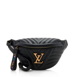 Louis Vuitton Calfskin New Wave Bumbag