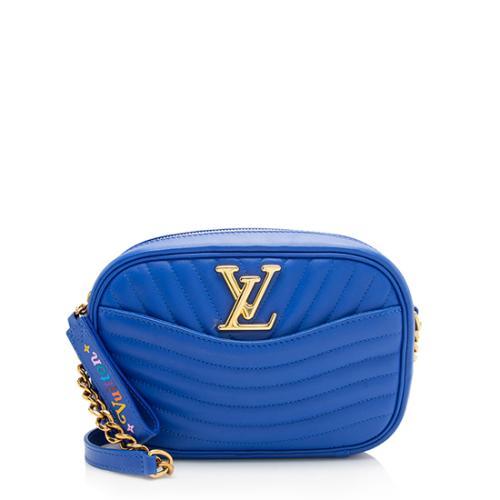 Louis Vuitton Calfskin New Wave Camera Bag