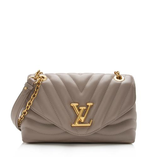 Louis Vuitton Calfskin New Wave Chain Bag