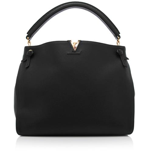Louis Vuitton Calfskin Tournon Shoulder Bag