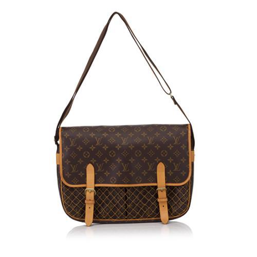 Louis Vuitton Monogram Canvas Congo GM Messenger Bag